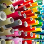 wycinanie folii - folie ORACAL kolory